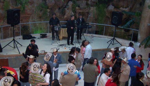 fiestas y eventos para empresas en Bogotá